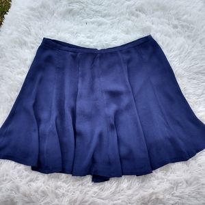 Bishop and young mini skirt lined flared twirly
